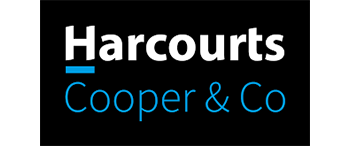 Harcourts Cooper & Co Logo